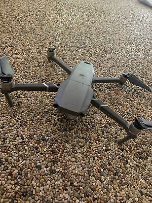 DJI Mavic Pro 2 4K Quadcopter Demo Drone Shot Only For Parts Or Repairs