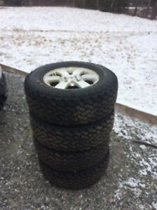 245 70 16 tire package