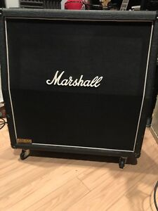 Cab Marshall JCM 900, Speakers Celestion
