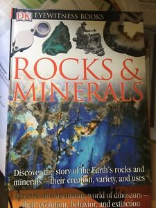 Eye Witness Books - Rocks & Minerals