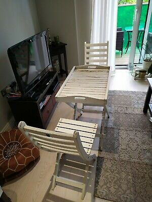 Garden furniture used