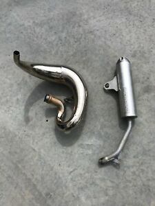 Genuine 50SX 2015 Exhaust Pipe and Silencer Bundle Lot Sutherland Sutherland Area Preview