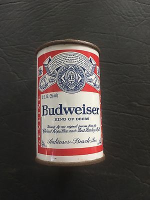 Budweiser Steel Beer Can Lighter Holder
