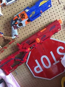 SPIDERMAN NERF GUN