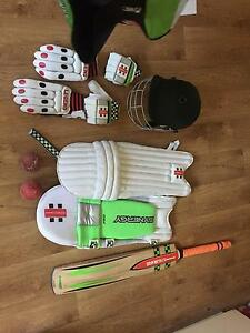 Grey Nicolls youth cricket kit Hawthorn Mitcham Area Preview