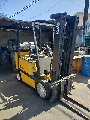 Yale 500lbs Propane Forklift