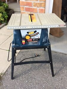 10 in saw table buy or sell tools in london kijiji classifieds table saw 10 inch blade 70 obo keyboard keysfo Gallery
