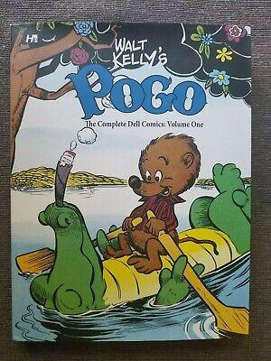 Walt Kelly's Pogo The Complete Dell Comics Volume One Hermes Press (Walt Kellys Pogo The Complete Dell Comics)