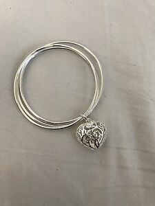 Sterling silver bracelet bangle Newcastle Newcastle Area Preview