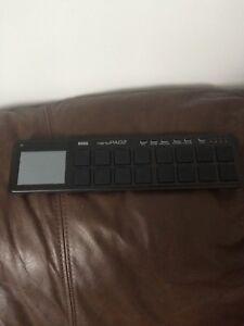 USB Korg Nanopad Controller!