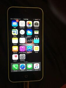 iPhone 5c  64 gb unlocked