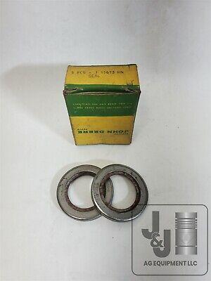 Genuine John Deere Seal Pair J13673hn 101 200 226 Corn Picker 16 Cotton Stripper