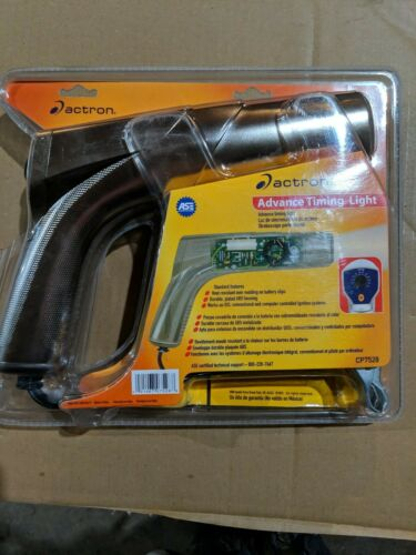 Actron Inductive Advance Timing Light CP7528 Car Truck Service Repair Tune up