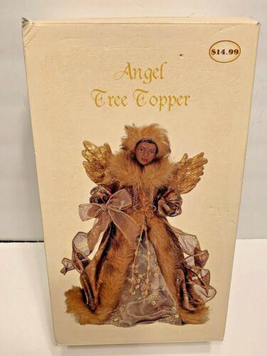 Cracker Barrel Vintage African American Angel Tree Topper