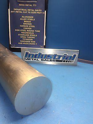 4 Diameter 6061 T6511 Aluminum Round Bar X 5 Long--4 Dia 6061 T6511 Rod