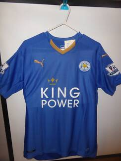Leicester City EPL Title Winning Replica Football Jerseys