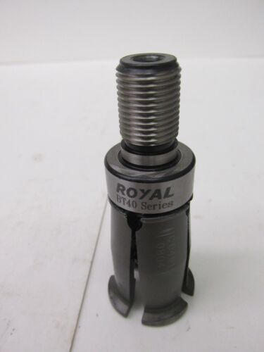New Royal Collet Draw Bar BT40 Series 43248LR