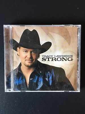 Strong by Tracy Lawrence (CD, Mar-2004, Dreamworks SKG) (Tracy Lawrence-cd)