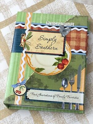 Simply Southern McGie Family Cookbook  New Release! Great Christmas Gift! ()
