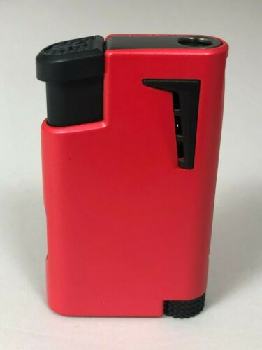 Xikar - XK1 Lighter - Single Jet Flame - RED 555RD -BRAND NEW
