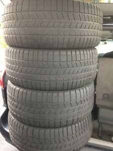 4-275/50R20 Pirelli winter tires