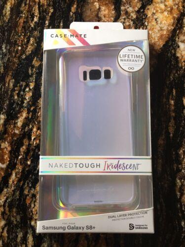CaseMate Phone Case Mate NakedTough Samsung Galaxy S8 Plus S