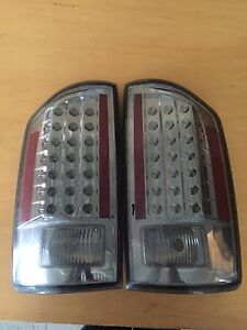 LED taillights