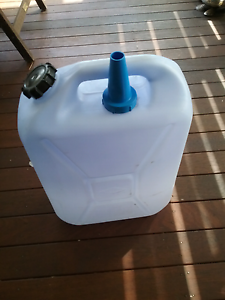 20l.. water containers North Ipswich Ipswich City Preview
