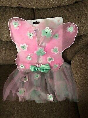 Baby Girl Fairy Costumes (Irish Princess Baby Girl Fairy Halloween Costume Dressup, Shamrocks &)