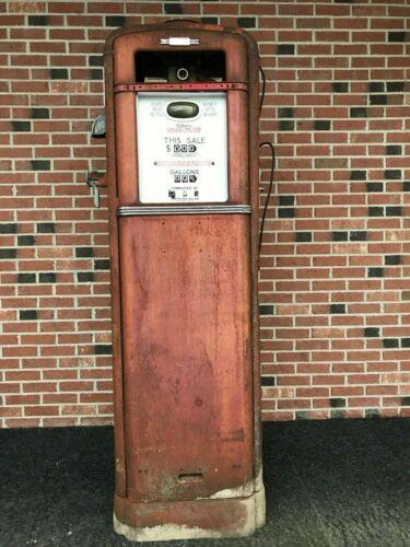 Gilbarco Calco-Meter Vintage Gas Pump Model 96C118