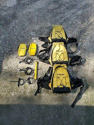 Trimble Backpack Lot