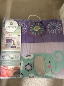 Carters 4 piece bedding