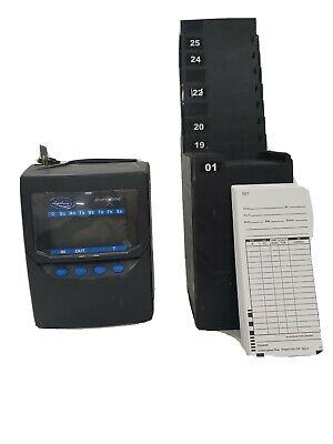 Model 7500e Lathem Time Clock