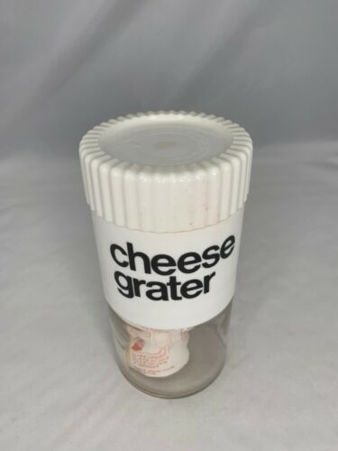 GEMCO WARE Cheese Grater  7660  USA vintage
