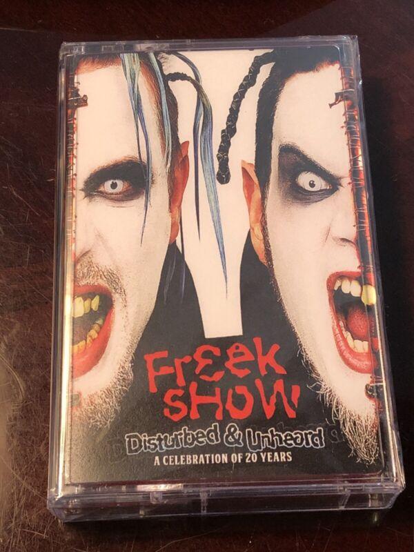 Twiztid Freek Show Disturbed & Unheard