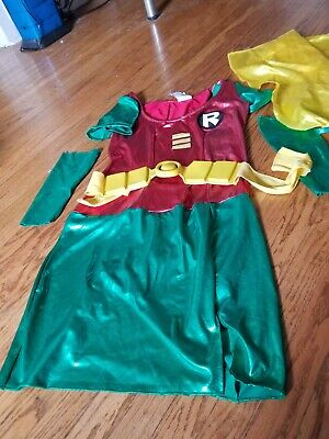 Robin Teen Titans Women Costume One size fits most no mask