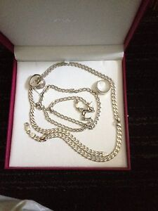 Sterling silver chains/rings Craigie Joondalup Area Preview