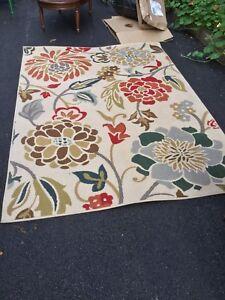 Indoor rug from Target
