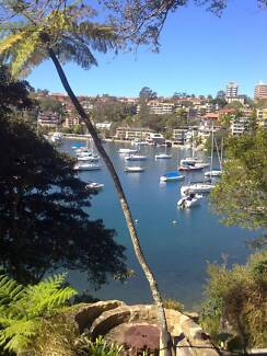 AMAZING VEIWS WATERFRONT OLDER STYLE APARTMENT  FERRY OPERA HS Cremorne Point North Sydney Area Preview