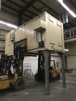 20 Foot Shipping Container Cargo Container Electrical Control Cabin Sea Box