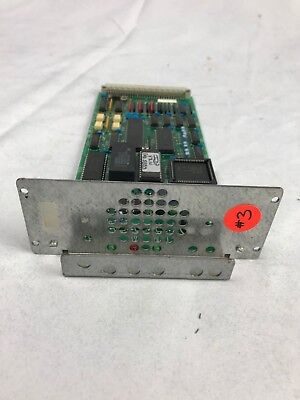 Pcb Board Pn Klm6071055 For Diagnostica Sta Stago Compact Coagulation Analyzer