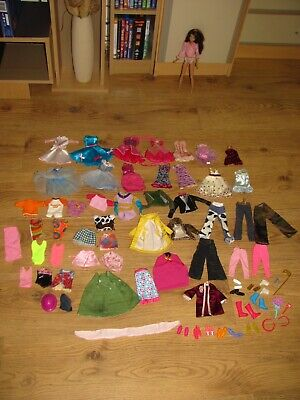 Barbie bundle dolls clothes shoes accessories Skipper and other