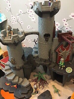 Playmobil Dragon Knights Fortress Castle 5996
