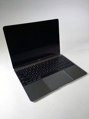 "Apple Macbook Core M 1.2GHz 12"" (Early-2015) (MJY42LL/A) | 8GB 512GB-SSD | READ*"