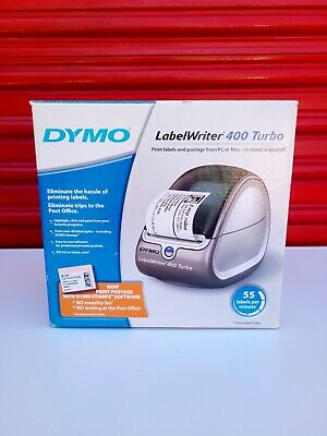 Dymo LabelWriter 400 Turbo Thermal Label Printer w/ USB And power cord for sale  Shipping to Nigeria