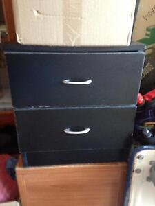 Small Bedside table 1 only with 2 drawers Reedy Creek Gold Coast South Preview