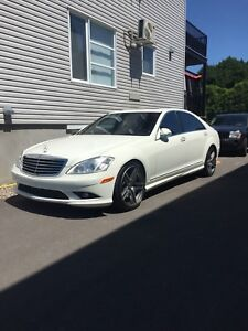 Mercedes Benz 2007 S550 |AMG PACK|4MATIC|s63 mag