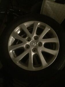 08 Mazda 6 wheels Parafield Gardens Salisbury Area Preview