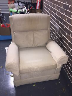 Parker brand arm chair