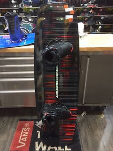 Ronix District 138 w/ Ronix Cell boot